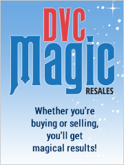 DVC Magic Resales
