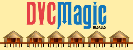 DVC Magic Resales