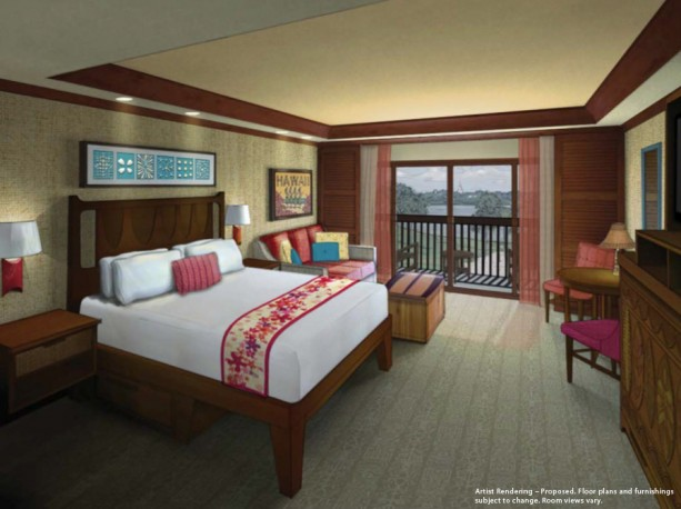 Disney Vacation Club Villas And Bungalows Information